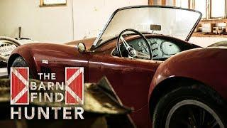 $4,000,000 Barn Find - Ferrari AND 427 Cobra Hidden for Decades | Barn Find Hunter - Ep.24
