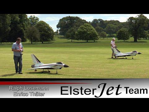 RC Scale Airplanes - ELSTER JET TEAM