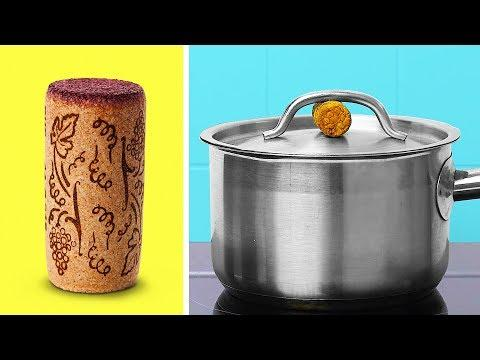 30 HANDY HACKS WITH ORDINARY THINGS