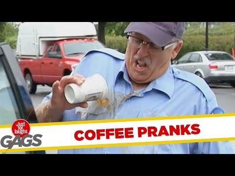 Caffeine Lovers Pranks