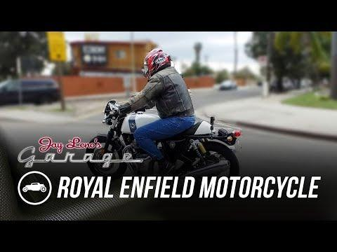 2019 Royal Enfield Motorcycle - Jay Leno's Garage