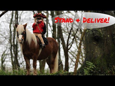 Stand & Deliver Santa! ¦ ChristmasVideo. Emma Massingale