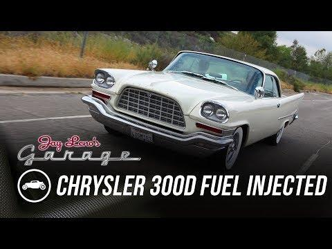 1958 Chrysler 300D Fuel Injected - Jay Leno's Garage