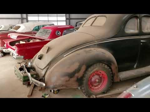 The Amazing Kansas Barnfind.The Bob Regehr Collection. VanDerBrinkAuctions, LLC