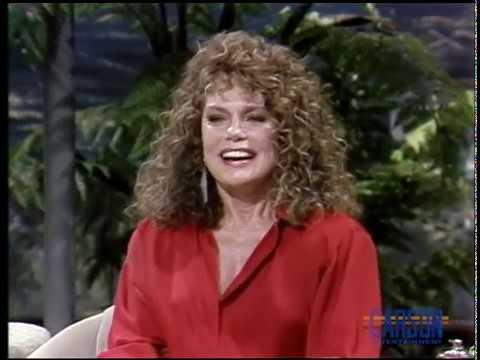 Dyan Cannon Full Interview on The Tonight Show Starring Johnny Carson