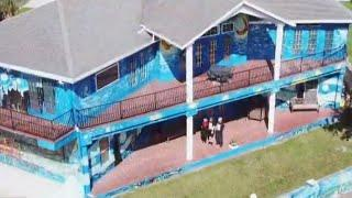 Freedom of speech on full display after family fights for mural