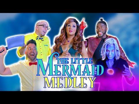 The Little Mermaid Video - MEDLEY (feat. Rachel Potter)