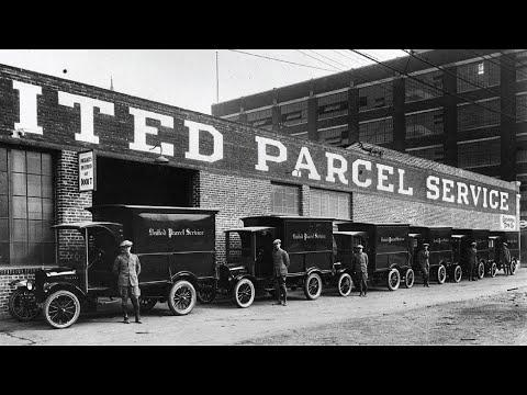 UPS and the rise of delivery - Life in America Video