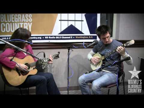 Adam Hurt & Beth Williams Hartness - Georgia Row [Live At WAMU's Bluegrass Country]