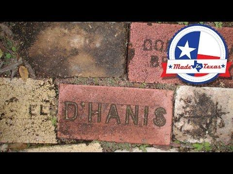 Made In Texas - D'Hanis Brick (Texas Country Reporter)