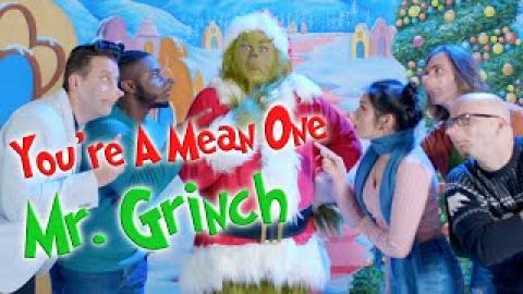 YOU'RE A MEAN ONE MR. GRINCH | VoicePlay Video Feat. Adriana Arellano