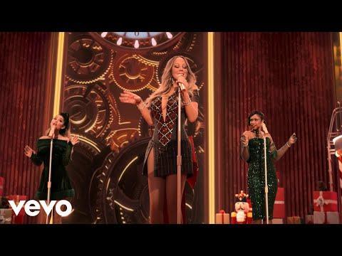 Mariah Carey Video - Oh Santa! (Official Music Video) ft. Ariana Grande, Jennifer Hudson