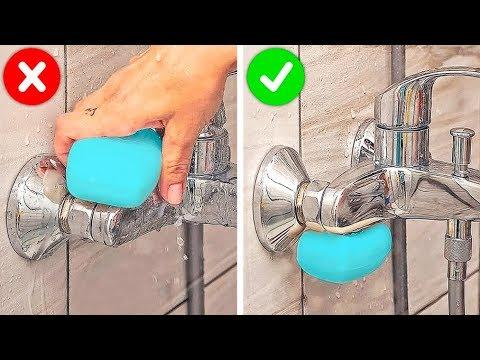 28 SOAP LIFE HACKS THAT WILL SOLVE ALL YOUR PROBLEMS