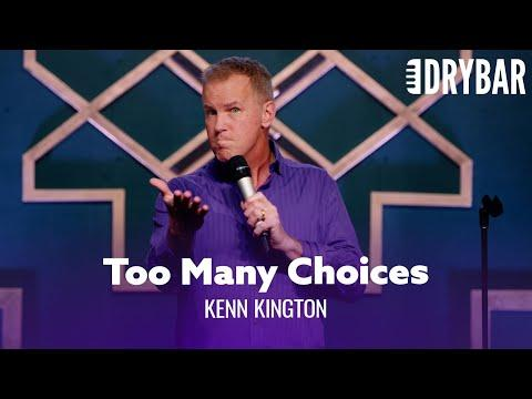 We Have So Many Choices We Have Lost Common Sense. Kenn Kington #Video