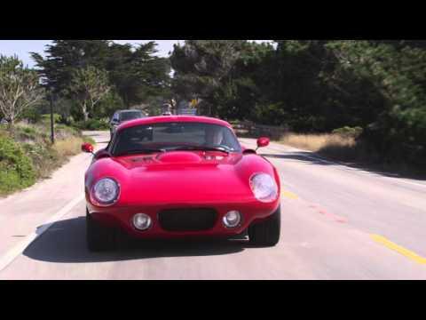 True Story Behind The Shelby Cobra Daytona