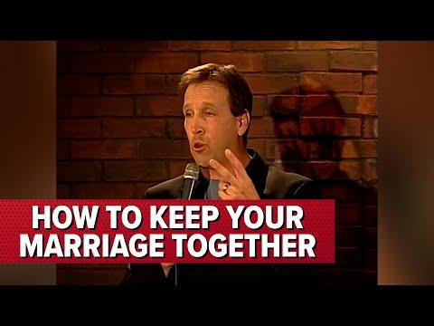 How To Keep Your Marriage Together | Comedian Jeff Allen #Video
