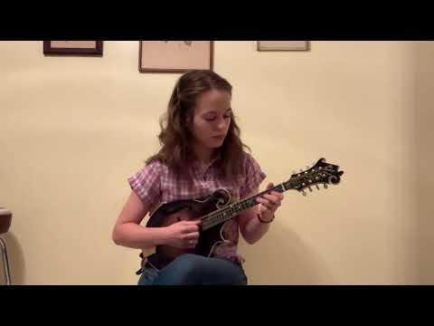 Melissa's Waltz for J.B. - Mandolin - Lauren Price Napier
