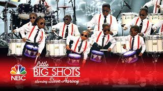 Little Big Shots - Fall in Love with These Little Drummers (Episode Highlight)