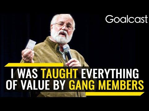 One Of The Most Inspirational Speeches From Gangsters | Father Gregory Boyle