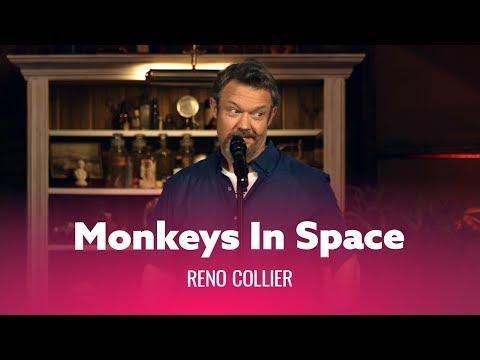Monkeys In Space. Reno Collier