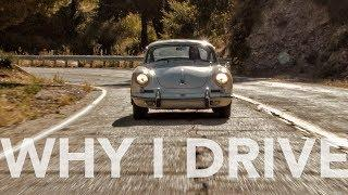 Freedom and fun in a well-loved 1964 Porsche 356 | Why I Drive - Ep. 7
