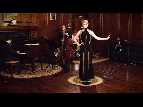 Chasing Pavements - Adele (1920s Gatsby Style Cover Video) ft. Hannah Gill