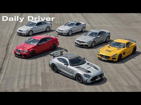 Insane 720HP AMG GT Black Series Video, 3D-Printed Pistons, AWD Civic Type R - Daily Driver