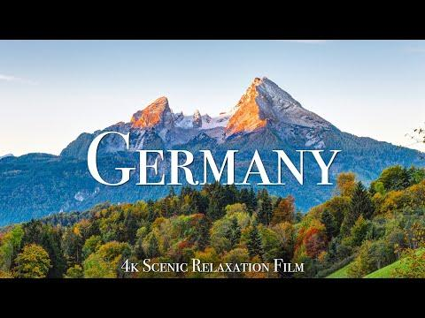 Germany 4K - Scenic Relaxation Film With Calming Music #Video
