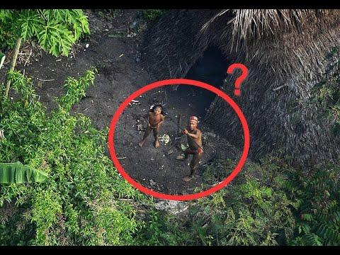 MYSTERIOUS Uncontacted Tribes