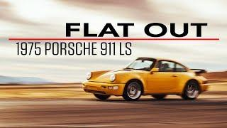 1975 Porsche 911 with a 603-HP Corvette LS6 engine swap | Flat Out - Ep 7