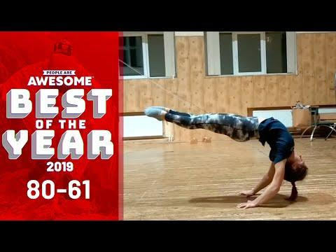 Top 100 Videos of the Year (80-61) | People Are Awesome