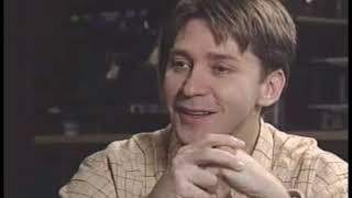 Fred Pfeiffer Interviews CBS's Steve Hartman 2002
