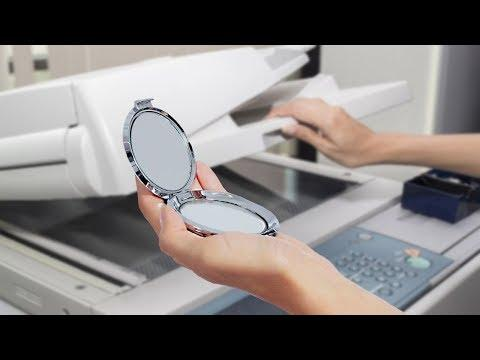 What Happens if You Scan a Mirror?