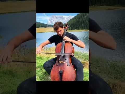 Hallelujah Cello cover video by Stjepan Hauser