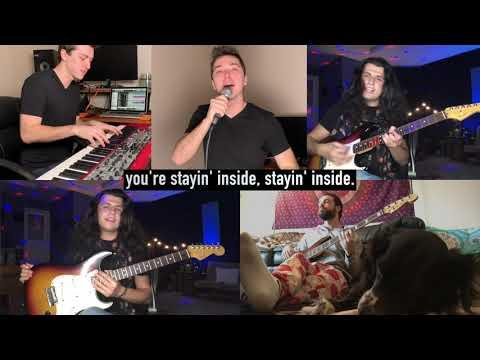 Stayin' Inside - Coronavirus Bee Gees Parody