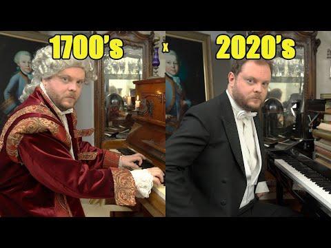 18th Century Musician vs 21st Musician