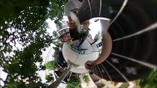Billy Scribbles & Lyle Rickards - tiny planet