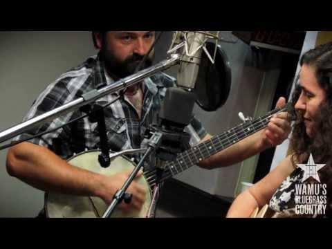 Jessica Stiles - Sissy Beth & Captain Tom [Live At WAMU's Bluegrass Country]