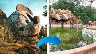 DISNEY HAS AN ABANDONED PARK AND DOESN'T WANT YOU TO SEE IT