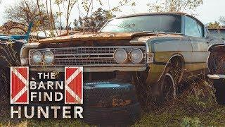 Mega-stash of old Fords and Mercurys, many with 390 V-8 engines | Barn Find Hunter - Ep. 33