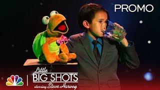 Little Big Shots and Marlon, Back-to-Back! (Promo)
