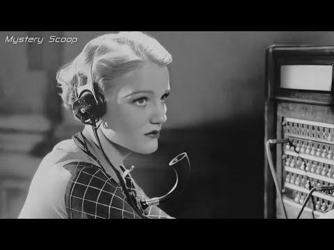 Vintage Photos Showing What Telephone Switchboards Looked Like In The Past #Video
