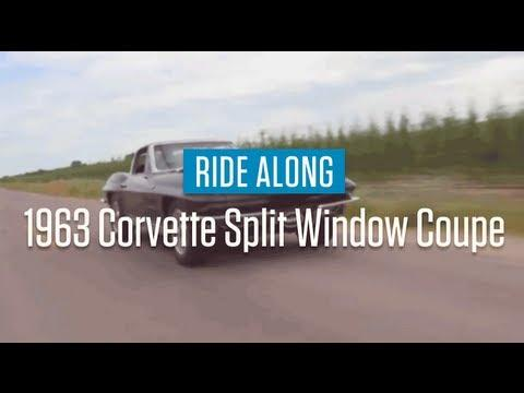 1963 Corvette Split Window Coupe | Ride Along