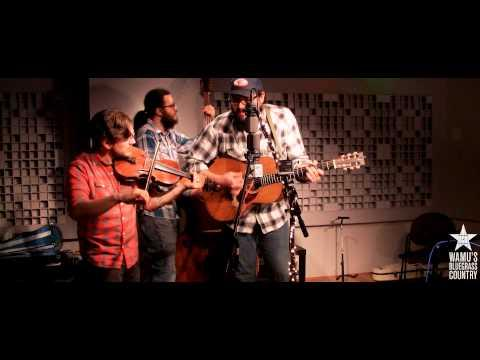 The Tillers - Shanty Boat [Live At WAMU's Bluegrass Country]