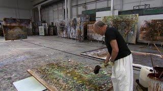 German artist Anselm Kiefer: A world cast in oil and lead