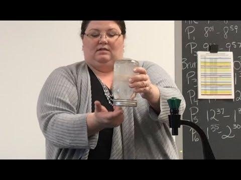 Teacher Shows Gravity Defying Water Trick. Your Daily Dose Of Internet