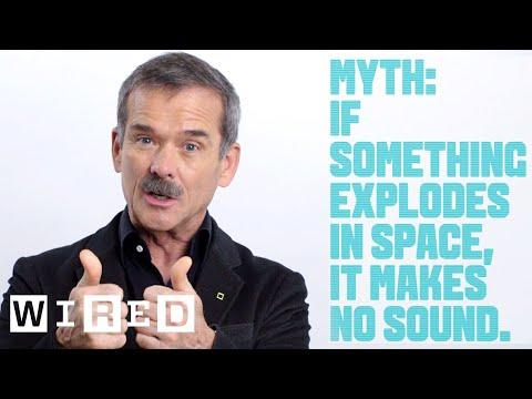 Astronaut Chris Hadfield Debunks Space Myths | WIRED