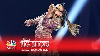 "Little Big Shots - ""Toxic"" Violin Cover (Episode Highlight)"