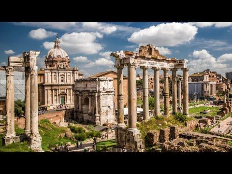 Rome - The Eternal City - In 4k