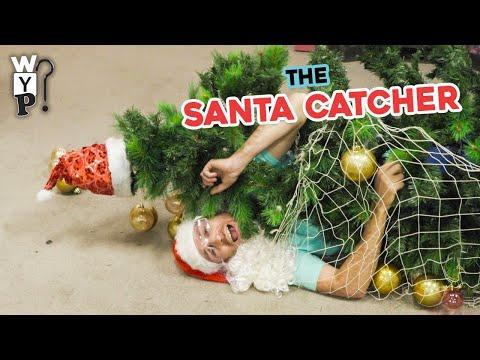 The Santa Catcher Machine | What's Your Problem